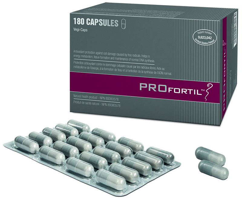 PROfortil™ Male 180 Pack