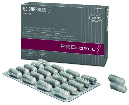 PROfortil™ Male 60 Pack